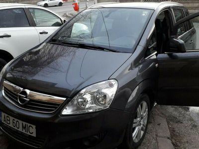 second-hand Opel Zafira 2011 euro 5