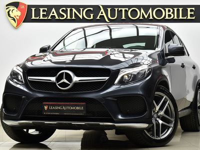 brugt Mercedes GLE350 GLE Coupe