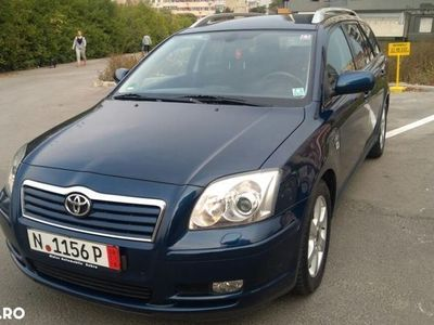 second-hand Toyota Avensis II