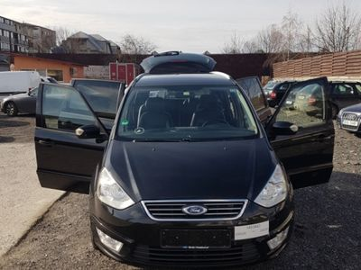 second-hand Ford Galaxy 2012 euro 5 automat