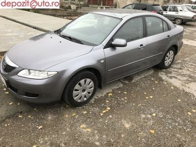 second-hand Mazda 6 2004