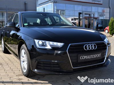 second-hand Audi A4 s- tronic