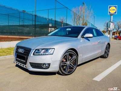 second-hand Audi A5 coupe 2.0 TFSI 211CP