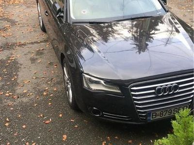 second-hand Audi A8 4.2fsi quattro