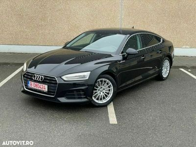 second-hand Audi A5 Sportback