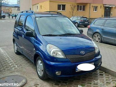 second-hand Toyota Yaris Verso