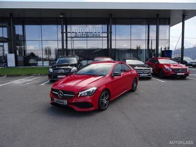 brugt Mercedes CLA200 Coupe