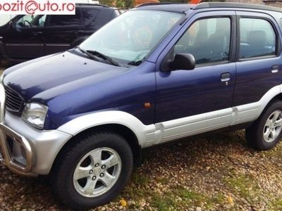 second-hand Daihatsu Terios 1999