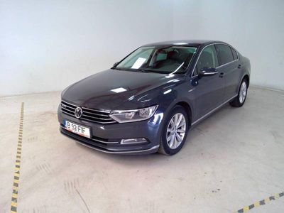 second-hand VW Passat 2.0 TDI 4Motion DSG, Highline