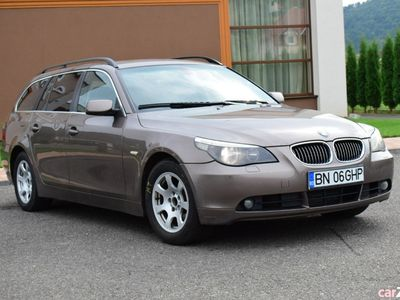 second-hand BMW 525 E60 Automat Accept si variante