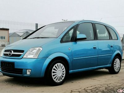 second-hand Opel Meriva 1.6 benzina adusa recent din germania