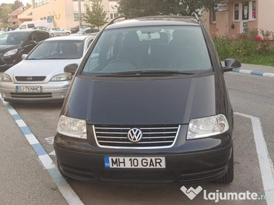 second-hand VW Sharan 1.9 tdi