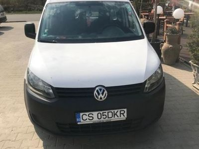 second-hand VW Caddy 2012