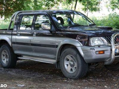 used Mitsubishi L200 4x4, 2.5 Diesel, an 2003