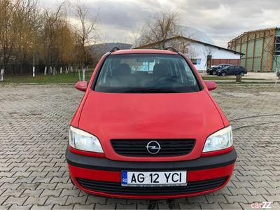 second-hand Opel Zafira 1.6 benzina