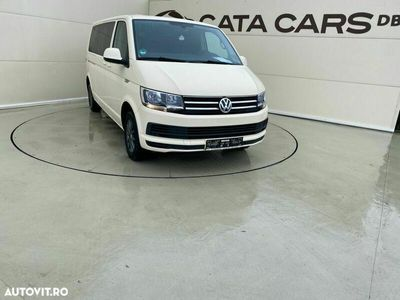second-hand VW Caravelle T6