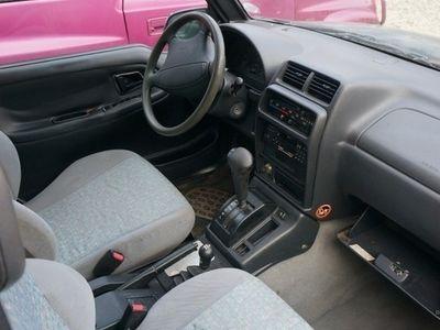 second-hand Suzuki Vitara