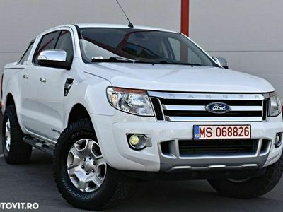 second-hand Ford Ranger Standard