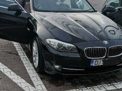 second-hand BMW 520 f10 volan dreapta