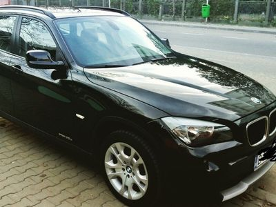 second-hand BMW X1 XDrive 20d, 177CP