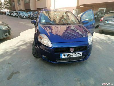 second-hand Fiat Grande Punto 10.2008, 1.4, 77cp, 81.000 km