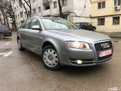 "second-hand Audi A4 Avant 2.0 TDI /140 CP"" An 2006 ""Recent adus"