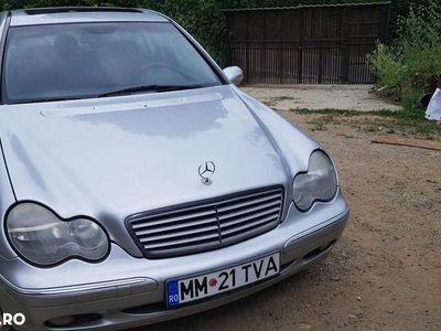 brugt Mercedes C180