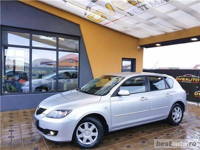 second-hand Mazda 3 an:2007=facelif=fulloptions=posibilitate in rate
