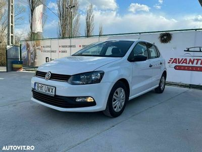 second-hand VW Polo 1.0
