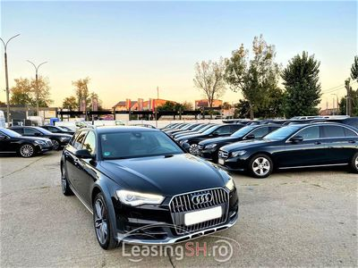 second-hand Audi A6 Allroad din 2016