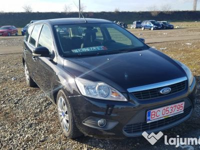second-hand Ford Focus 1.6 diesel
