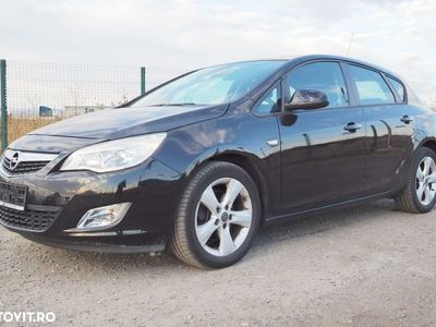second-hand Opel Astra - 2010 - 1,7 CDTI