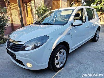 second-hand Dacia Sandero 1.2 Benzina An 2011 Euro 5!