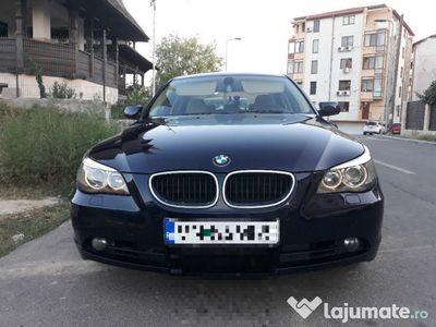 second-hand BMW 525 e60, d - 177 CP