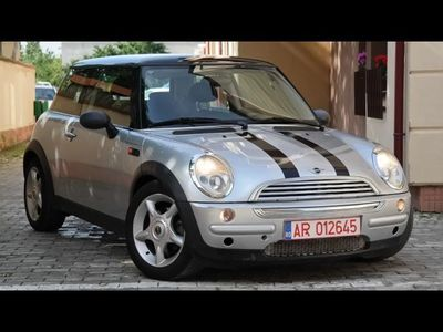 second-hand Mini Cooper