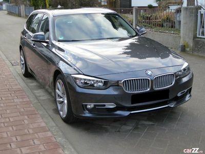 second-hand BMW 318 Full Interior Bej Scaune Sport EfficientDynamics