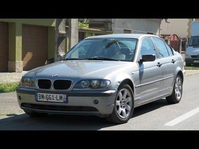 second-hand BMW 320 E46 d - an 2005, 2.0 d (Diesel)