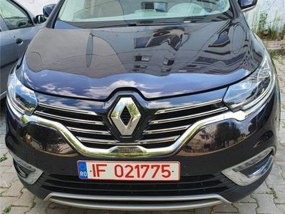 second-hand Renault Espace Initiale Paris, 1,6 dci 160 cp 7 locuri.