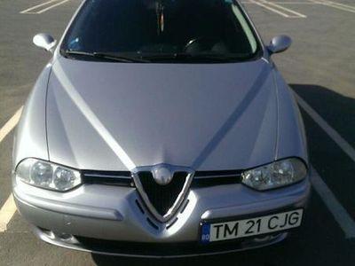 used Alfa Romeo 156 alfa