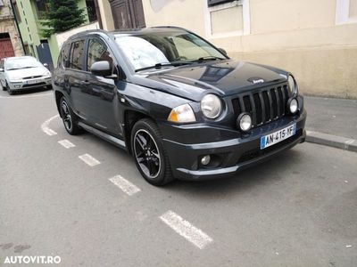 second-hand Jeep Compass 2.0 DIESEL/140 cp(motorVW)/4*4/an 2008/NAVI/FUL