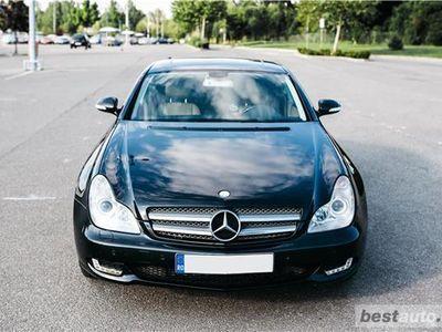 second-hand Mercedes CLS320 CDI