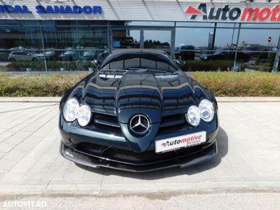 brugt Mercedes SLR McLaren