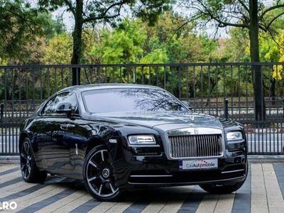 second-hand Rolls Royce Wraith din 2014