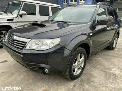 second-hand Subaru Forester 2.0D