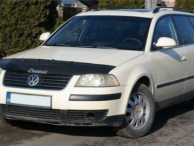 second-hand VW Passat - an 2005, 1.9 Tdi (Diesel)