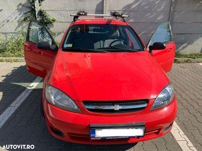 second-hand Chevrolet Lacetti 1.4i