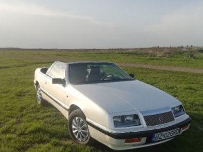 second-hand Chrysler Le Baron decapotabilă