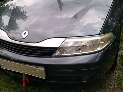 second-hand Renault Laguna II 1.9 dci