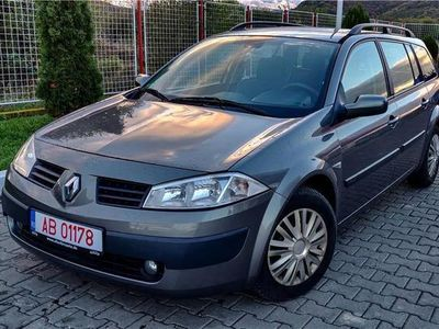 second-hand Renault Mégane II \ 1.9 dci \ 131 cp \ 6 trepte \ IMPECABIL