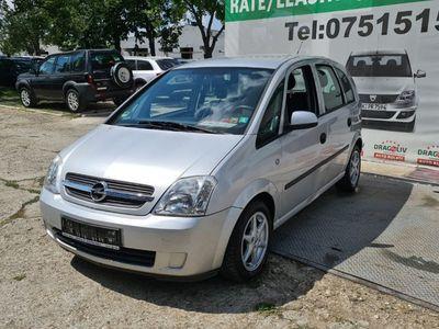 second-hand Opel Meriva 1.6Benzina,2005,Euro 4,AC,Finantare Rate